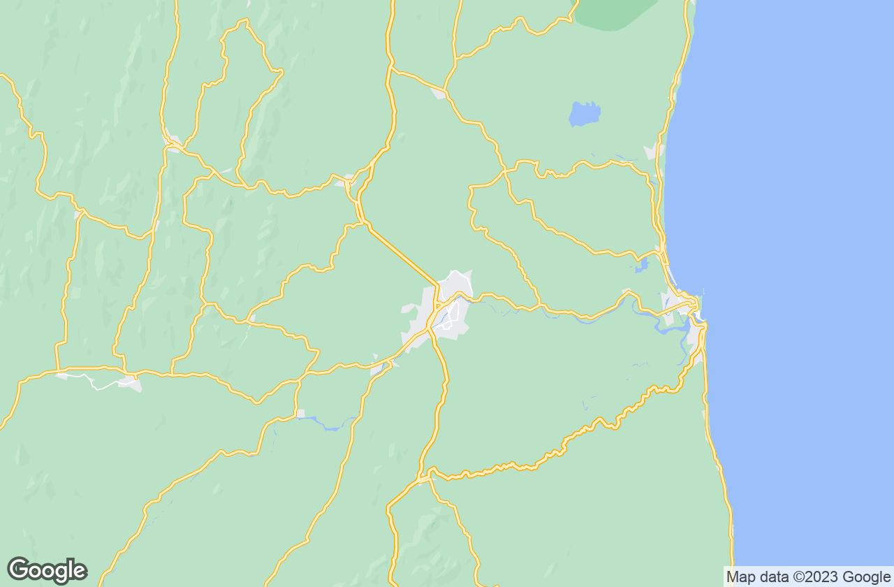 Google Map of إيتابونا
