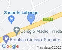 Hotel Vip Huila - Mapa da área