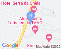 Kimbo do soba - Mapa da área
