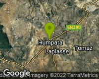 Humpata - Area map
