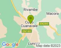 Cuito Cuanavale - Area map