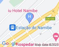 Iu Hotel Namibe - Mapa da área