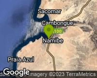 Moçâmedes - Area map