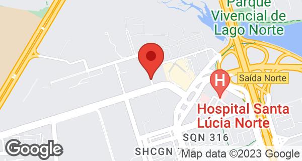 STN, S/N Conjunto D, Bl 2A e 2B Bairro Asa Norte, Brasília, DF