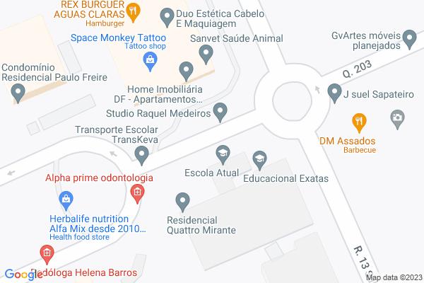Brasília - Águas Claras