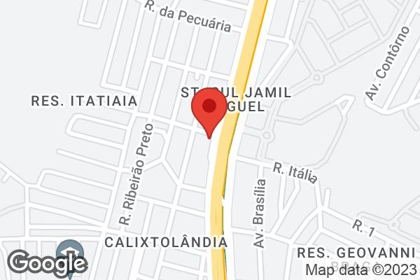 Av. Brasil Sul Qd-23 Lt-23 a 32 Calixtolândia, Anápolis, GO