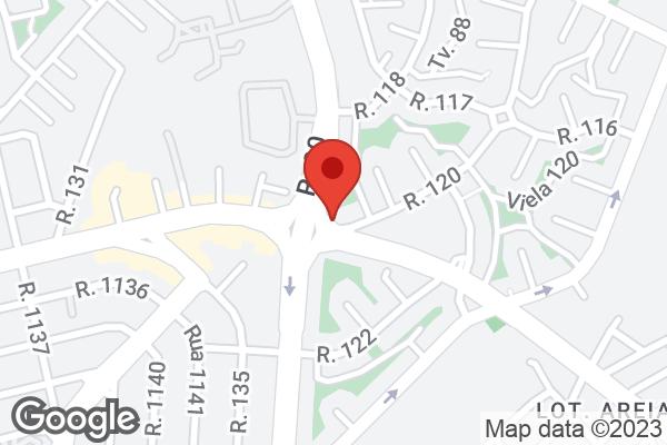 Av. Jamel Cecílio, esquina com Rua 115 Bairro Setor Sul, Goiânia, GO