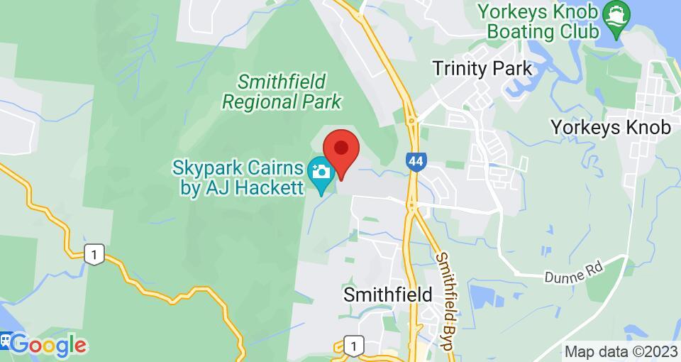 Google Map of UniLodge John Grey Hall