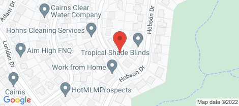 Location map for 6 Ryan Close Brinsmead