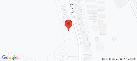 Location map for Lot 14/28 Sunbird Drive Woree
