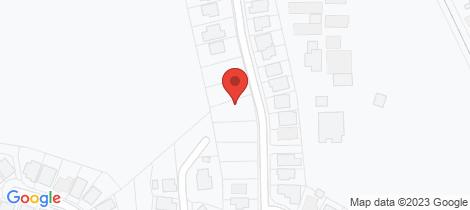 Location map for 32 Sunbird Drive Woree
