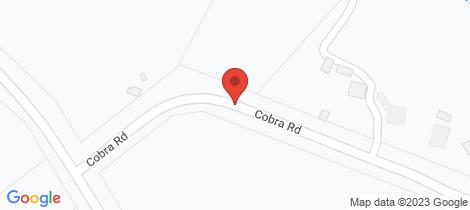Location map for 37 Cobra Mareeba