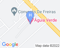 Hotel Aguia Verde - Area map