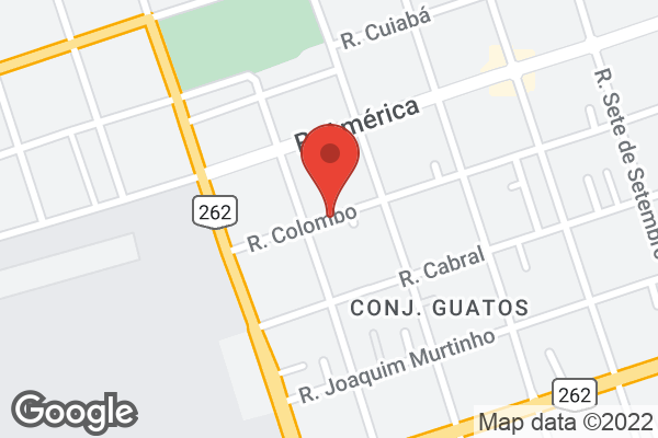 Rua Colombo, 2091 Bairro Aeroporto, Corumbá, MS