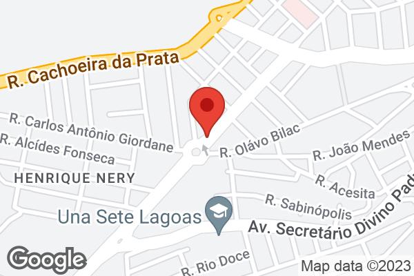 Av. Raquel Teixeira Viana, 1124 Canaã, Sete Lagoas, MG