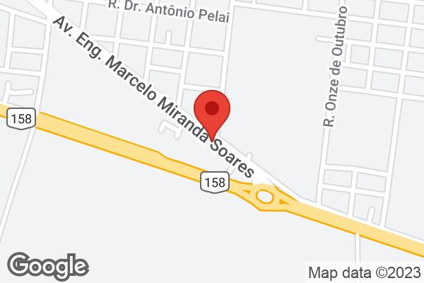 Av. Engenheiro Marcelo Miranda Soares, 456 Bairro Santo Antonio, Paranaíba, MS