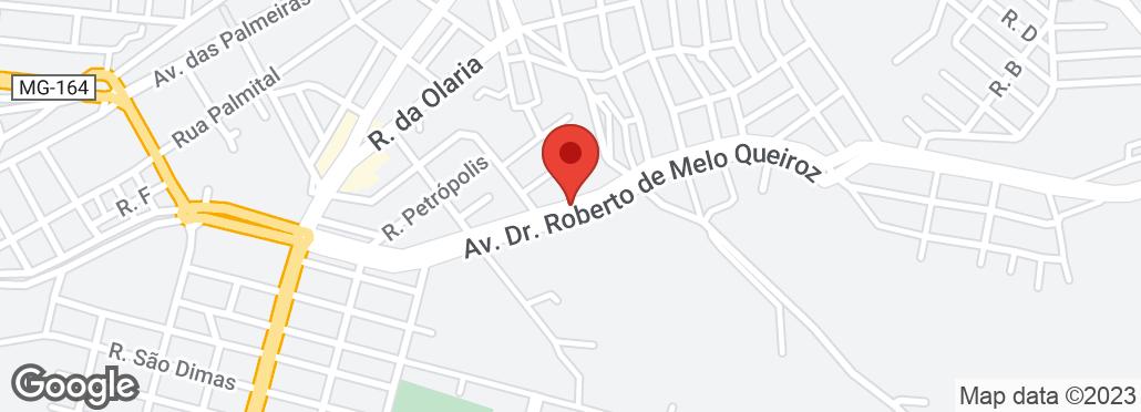 Av. Doutor Roberto Melo de Queiroz, 1640 Bairro Novo São José, Bom Despacho, MG