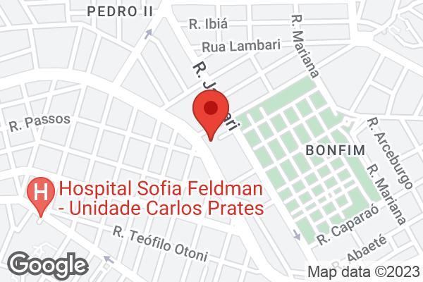 Av. Dom Pedro II, 1520 Carlos Prates, Belo Horizonte, MG