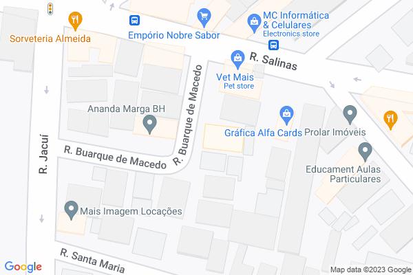 BH - Cidade Nova/Caiçaras