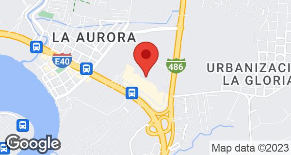 Av. León Febres Cordero Km 12.5 (Vía Aurora - Samborondón), Guayaquil, Guayas