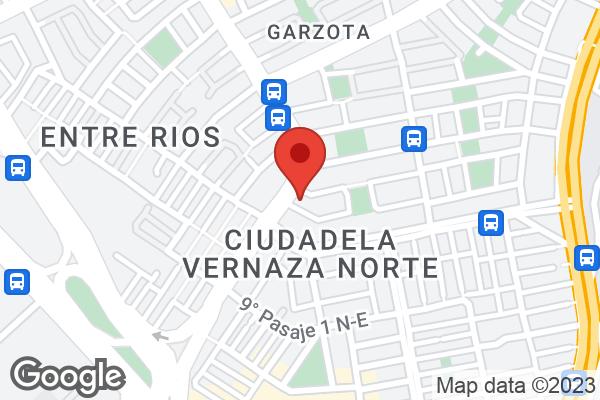 Av. Guillermo Pareja Rolando Mz 94 (Junto al restaurante Cantonés), Guayaquil, Guayas