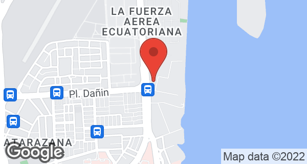 Av. Pedro Menendez Gilbert y Luis Plaza Danin , Guayaquil, Guayas