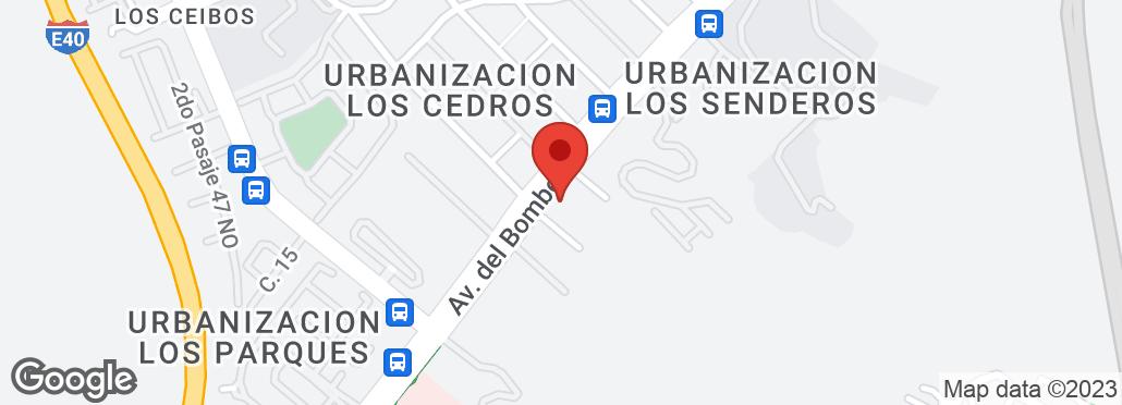 Av. Del Bombero Km 6 (Junto a la Gasolinera Mobil), Guayaquil, Guayas