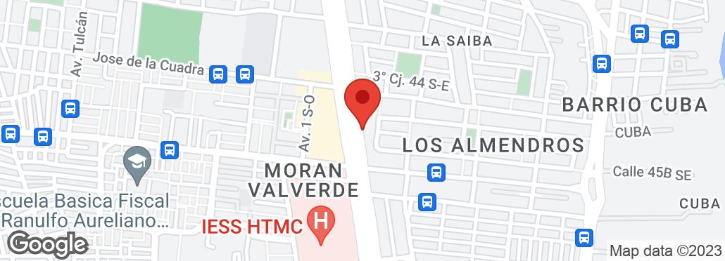 Av. 25 de julio y Av. Ernesto Albán , Guayaquil, Guayas