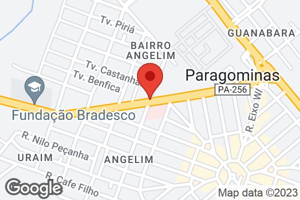 Av. Pres. Vargas, 476 , Paragominas, PA