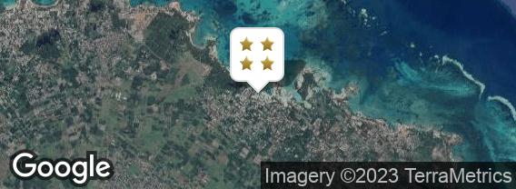 Localisation de l'hôtel Seaview Calodyne Lifestyle Resort