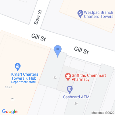 Poppet Head Shop 1, 23 Gill St  , CHARTERS TOWERS, QLD 4820, AU