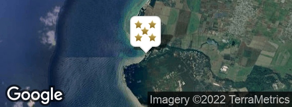 Localisation de l'hôtel Maritim Resort & Spa