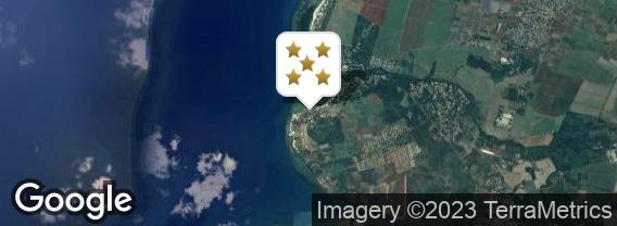 Localisation de l'hôtel The Westin Turtle Bay Resort & Spa