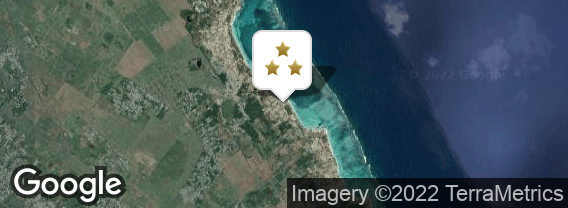 Localisation de l'hôtel Veranda Palmar Beach