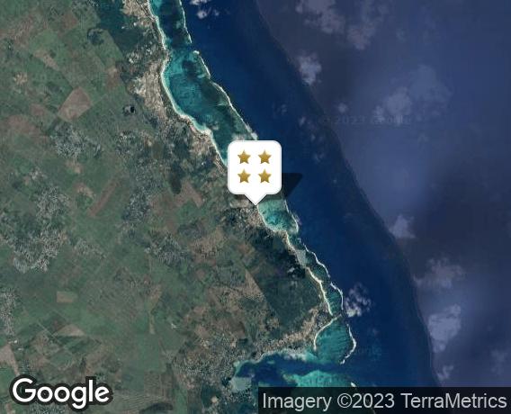 Localisation de l'hôtel C Mauritius