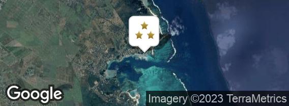 Localisation de l'hôtel Tropical Attitude