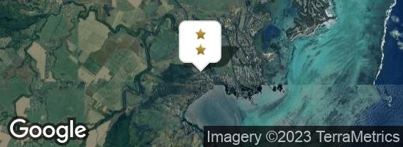 Localisation de l'hôtel Otentic Eco Tent