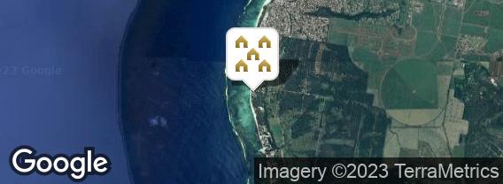 Localisation de la résidence Cap Ouest by Horizon Holidays