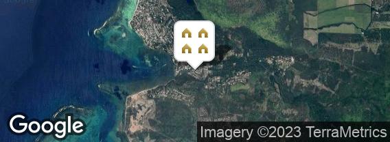 Localisation de la résidence La Balise Marina