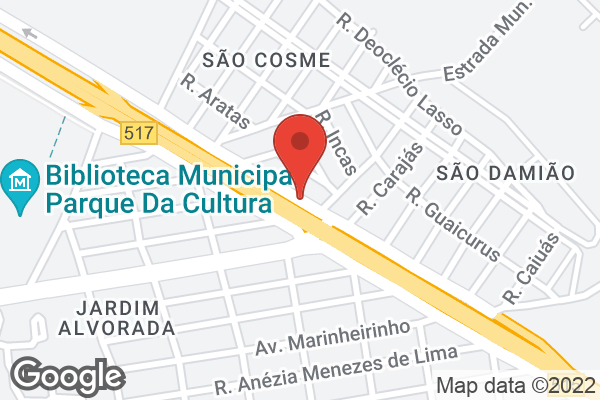 Av. Nasser Marao, 4083 Bairro Sao Cosme, Votuporanga, SP