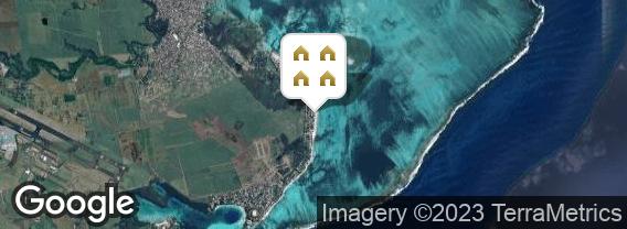 Localisation de la résidence Paradise Beach