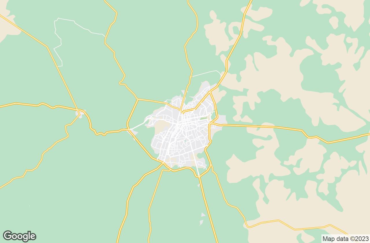 Google Map of كامبو غراندي