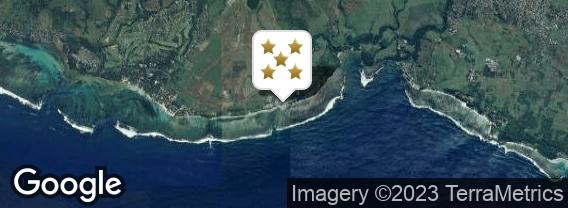 Localisation de l'hôtel So Mauritius