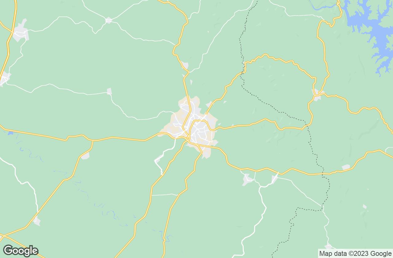 Google Map of فرانكا