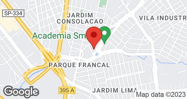 Av. Ismael Alonso Y Alonso, 233 Bairro: Vila Champagnat, Franca, SP