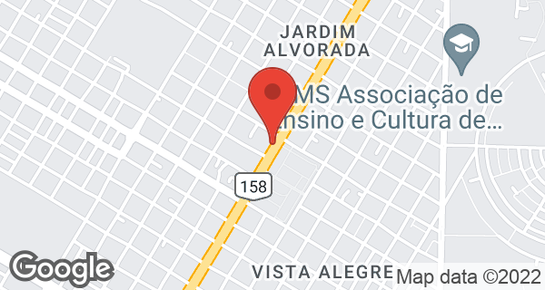 Av. Ranulpho Marques Leal, 1981 Bairro Jardim Alvorada, Tres Lagoas, MS