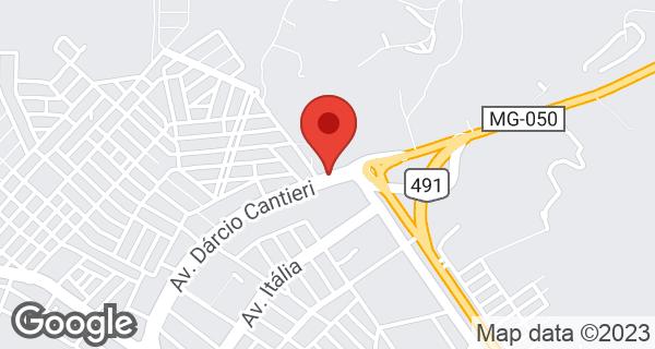 Av. Dárcio Cantieri, 2727 , São Sebastião do Paraíso, MG