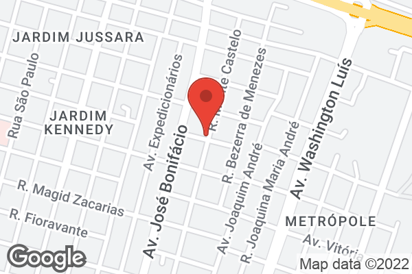 Avenida Washington Luis, 641 Bairro Jardim Metropole, Dracena, SP