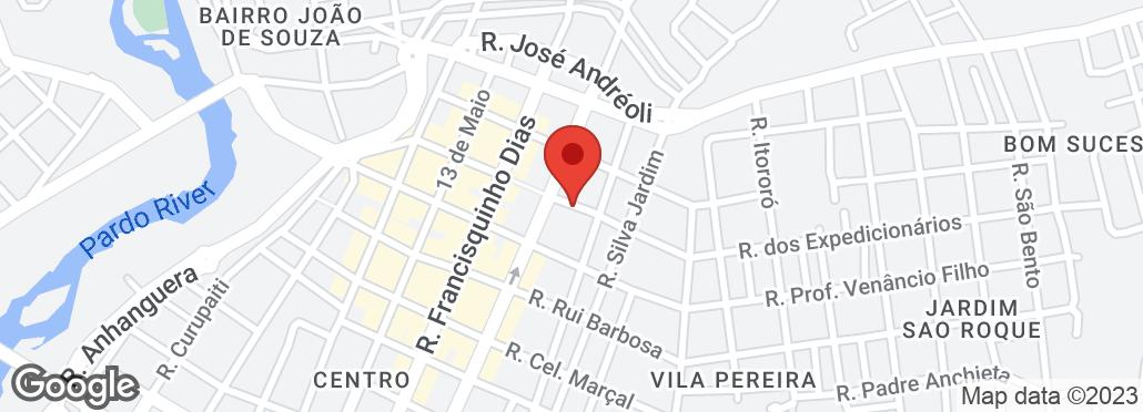 Rod S J R Pardo/S S Grama Km 0,5 Bairro Cafecram, São José do Rio Pardo, SP