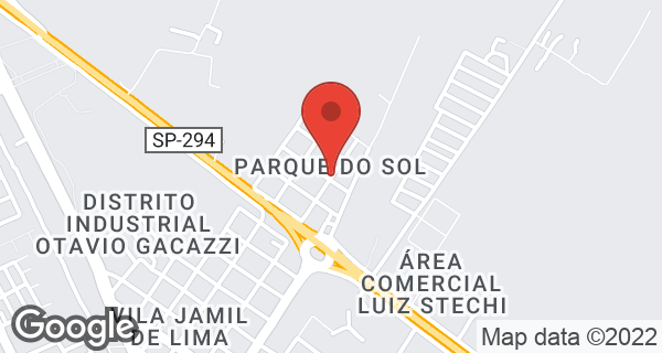 Avenida José Urbano Luize, 781 Bairro Parque do Sol, Adamantina, SP